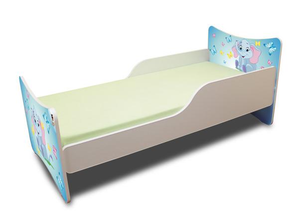 bfk babybett kinderbett 70x140 matratze lattenrost jugendbett ebay. Black Bedroom Furniture Sets. Home Design Ideas